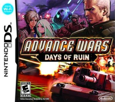 Thumbnail 1 for 1964 - Advance Wars Days of Ruin (USA)